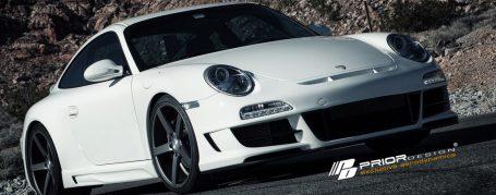 Porsche 911 997.2 Tuning - PD Body-Kit / Aerodynamik-Kit