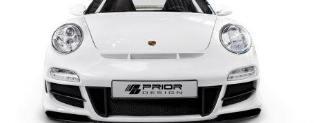 PD Frontstoßstange passend für alle Porsche 911 997.2 Modelle (außer Turbo - auch PDC möglich)