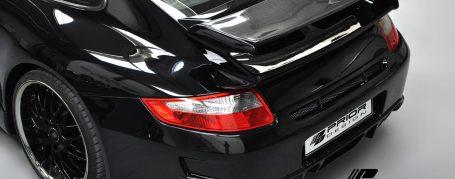 PD1 Heckstoßstange für Porsche 911 997.1 (auch PDC verbaubar)