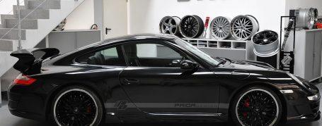 PD1 Seitenschwellerpaar (re./li.) passend für Porsche 911 997.1