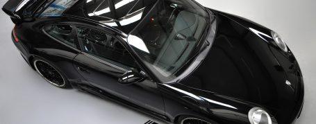 Porsche 911 997.1 Tuning - PD1 Aerodynamik-Kit / Body-Kit