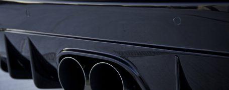 PD600WB Rear Bumper for Porsche Cayenne 958