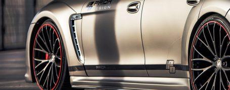P600WB Seitenschweller für Porsche Panamera 970