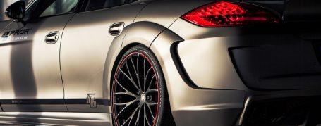 P600WB Heckverbreiterung für Porsche Panamera 970