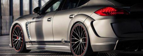 Porsche Panamera 970 Breitbau Tuning - P600WB Widebody Aerodynamik-Kit