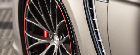 P600WB Frontverbreiterung für Porsche Panamera 970