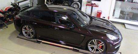 Porsche Panamera 970 Tuning - P600 Aerodynamic Kit / Body Kit