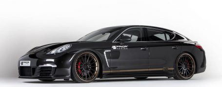 P600 Side Skirts for Porsche Panamera 970