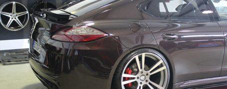 P600 Rear Trunk Spoiler for Porsche Panamera 970