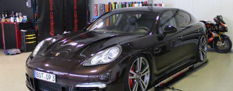 P600 Full Carbon Bonnet/Engine Cover for Porsche Panamera 970