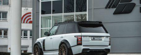 PDVR Widebody Heckverbreiterung für Range Rover L405 [2012+] Modelle