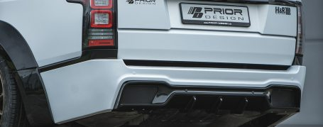 PDVR Heckstoßstange + Diffusor für Range Rover L405 [2012+] Modelle