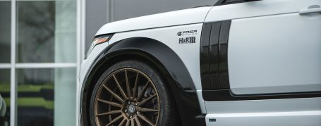 PDVR Widebody Frontverbreiterung für Range Rover L405 [2012+] Modelle