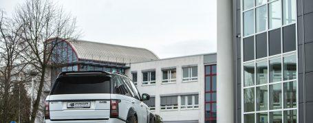 Range Rover L405 Breitbau Tuning - PDVR Widebody Aerodynamik-Kit