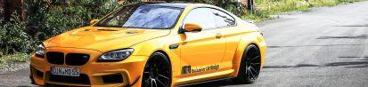 PD6XX Widebody Aerodynamik-Kit passend für BMW 6er F12/F13/M6