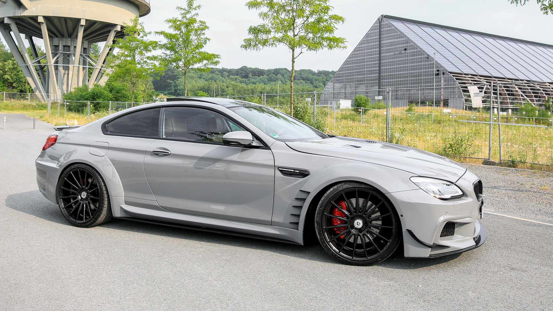 Bmw 650i F13 Coupe Nardograu Tuning Pd6xx Widebody Aerodynamic Kit Artform Af 401 In 9x21 10 5x21 M D Exclusive Cardesign