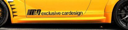 PD6XX Widebody Seitenschweller für BMW 6'er F12/F13/M6