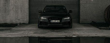 PD700R Frontstoßstange + PD700R Frontstoßstange für Audi A7/S7/RS7 C7 für Audi A7/S7/RS7 C7