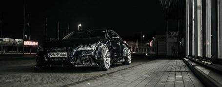Audi RS7 C7 Breitbau Tuning - PD700R Widebody-Kit